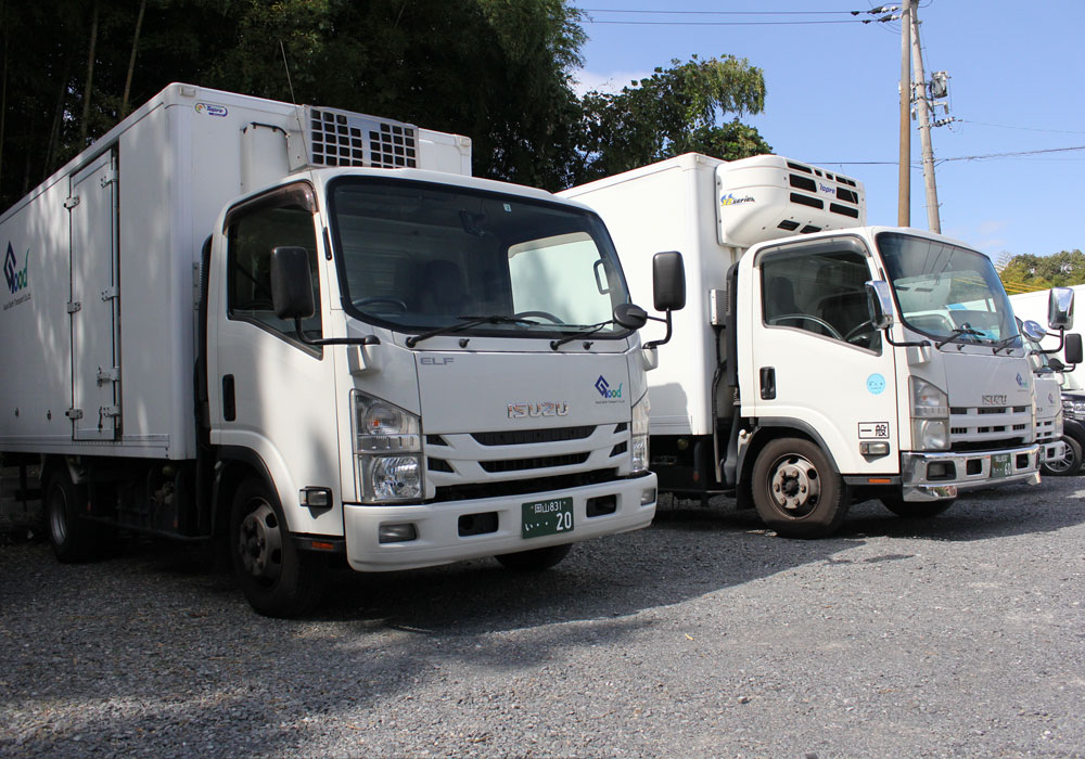 2t・3tトラック